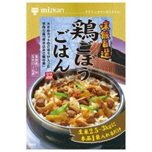 ミツカン 業務用 味飯百選 鶏ごぼうごはん 1Kg×10個 ZHT