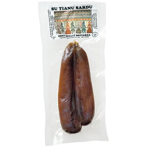 【冷蔵】ス・ティアーヌ・サルドゥ サルデーニャ産 からすみ ボッタルガ ディ ムジネ 一腹約100g×5パックMT