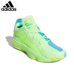 adidas/アディダス バスケットボール バスケットシューズ [fw4507 DAME6ーMCDAAG] バッシュ_ダミアン・リラード 【ネコポス不可】