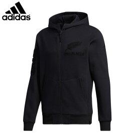 adidas/アディダス ラグビー トップス [iwz99-gd9046 オールブラックススウェットジャケット] パーカー_オールブラックス 【ネコポス不可】