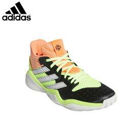 ハーデンステップバック adidas/アディダス バスケットボール バスケットシューズ [ef9890 HARDENSTEPBACK] バッシュ_ジェームス・ハーデンモデル/2020SS 【ネコポス不可】