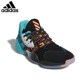adidas/アディダス バスケットボール バスケットシューズ [eh1999 HARDENVOL.4GEEKUP] バッシュ_ジェームス・ハーデンモデル/2020SS 【ネコポス不可】ハーデン4