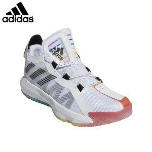 adidas/アディダス バスケットボール バスケットシューズ [fx4796 DAME6GCA_PRIDE] バッシュ_ダミアン・リラード 【ネコポス不可】