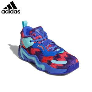 adidas/アディダス バスケットボール バスケットシューズ [gv7265 D.O.N. ISSUE3] バッシュ_ドノバン・ミッシェル/2021FW 【ネコポス不可】