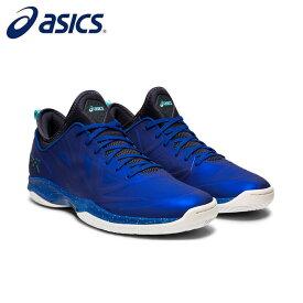【限定カラー】asics/アシックス バスケットボール バスケットシューズ [1061a022-400 GLIDE_NOVA_FF_AWC] バッシュ 【ネコポス不可】