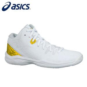 asics/アシックス バスケットボール バスケットシューズ [1124a005-101 GELIMPROVE_ゲルインプルーブ] バッシュ_ジュニア用・キッズサイズ 【ネコポス不可】