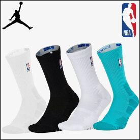 NIKE/ナイキ バスケットボール アクセサリー [sx6363 NBA_ジョーダン_エリートクイッククルーソックス] 靴下_クルーソックス_JORDAN_NBA/2018SS 【ネコポス対応】