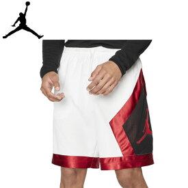 NIKE/ナイキ バスケットボール パンツ [av3206-100 ジョーダンジャンプマンダイアモンドショート] ジョーダン_バスパン_ハーフパンツ 【ネコポス不可】