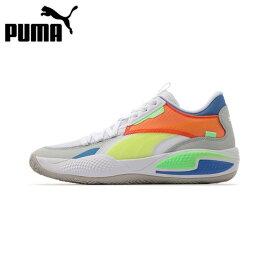 puma/プーマ バスケットボール バスケットボールシューズ [195658-01 コートライダートゥーホールド] 【ネコポス不可能】