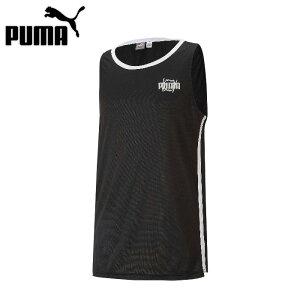 puma/プーマ バスケットボール トップス [530543-01 トランジションタンク] タンクトップ_ノースリーブ/2021SS NBA契約選手使用モデル【ネコポス対応】