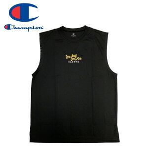 champion/チャンピオン バスケットボール トップス [cbm2457-kg カットスリーブシャツ] タンクトップ_ノースリーブ 【1枚に限りネコポス対応】
