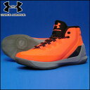 under_armour/アンダーアーマー バスケットボール バスケットシューズ [1269279-810 UAカリー3_CURRY_3] バッシュ_限定商品_...