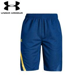 under_armour/アンダーアーマー バスケットボール パンツ [1317973-400 SC30_Short_SC30ショーツ] キッズ・ジュニアサイズ_子供サイズ_ステファン・カリー_バスパン/2018FW【ネコポス対応】