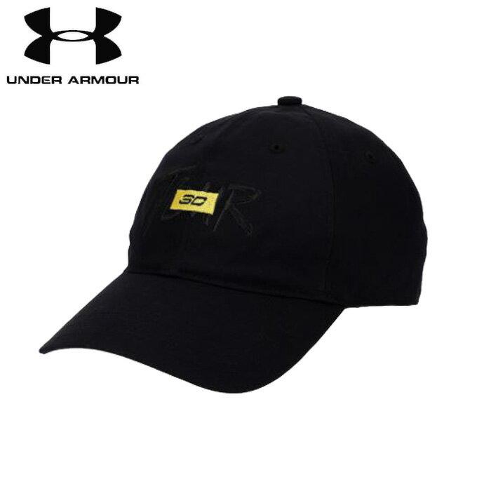 under_armour/アンダーアーマー バスケットボール アクセサリー [1346482-001 SC30_Tour_Dad_Cap] 帽子_キャップ_ステファン・カリー/2018FW 【ネコポス不可】