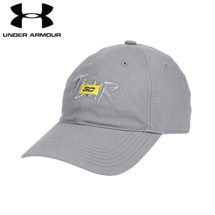 under_armour/アンダーアーマー バスケットボール アクセサリー [1346482-035 SC30_Tour_Dad_Cap] 帽子_キャップ_ステファン・カリー/2018FW 【ネコポス不可】