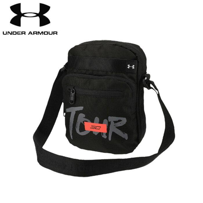 under_armour/アンダーアーマー バスケットボール バッグ [1347434-001 UA_SC30_Crossbody] ショルダーバッグ_ボディバッグ_ステファン・カリー/2018FW 【ネコポス不可】