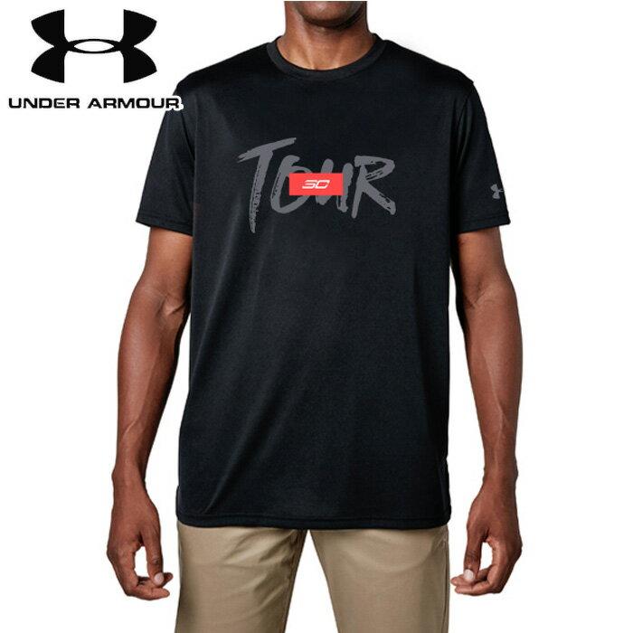 under_armour/アンダーアーマー バスケットボール プラクティスシャツ [1348161-002 Curry_Asia_Tour_TOUR] プラシャツ_Tシャツ_半袖_ステファン・カリー/2018FW 【ネコポス対応】