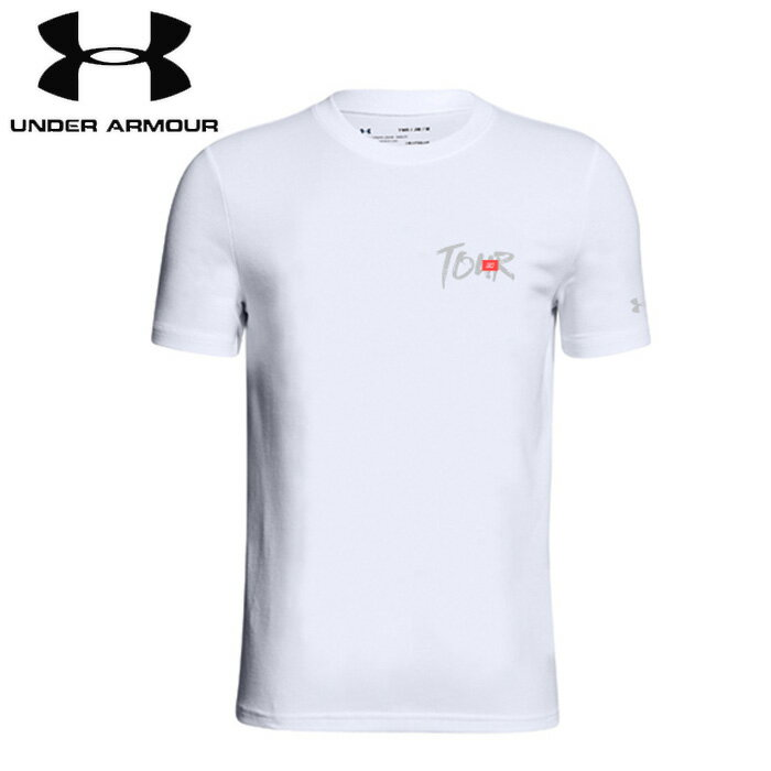 under_armour/アンダーアーマー バスケットボール プラクティスシャツ [1348165-100 Curry_Asia_Tour_Wired_Different] プラシャツ_Tシャツ_半袖_ステファン・カリー/2018FW 【ネコポス対応】