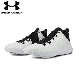 under_armour/アンダーアーマー バスケットボール バスケットシューズ [3021264-100 Nihon ニホン3] バッシュ_ミッドソール 【ネコポス不可】