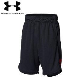 under_armour/アンダーアーマー バスケットボール パンツ [1364725-001 ユースビッグロゴショーツ] キッズ・ジュニアサイズ_子供サイズ_ミニバス_バスパン/2021SS【ネコポス対応】
