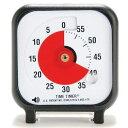 タイムタイマー Sサイズ ブラック 3インチThe ORIGINAL TIME TIMER 3【送料無料】時間の経過が一目で分かる アラーム…