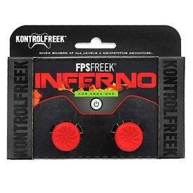 FPS Freek Inferno Xbox One レッド【メール便のみ送料無料】KontrolFreek Xbox One [並行輸入品]FPSフリーク インフェルノ狙い撃ちする射撃ゲーム向けエックスボックス ワン X-BOX One※代引き・ニッセン後払いできません