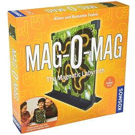 Mag-O-Mag 英語版 【送料無料】The Magnetic Labyrinth Game 並行輸入品Mag O Mag ボードゲーム アナログゲーム ファミリーゲーム ※お得品のため、ラッピング不可※配送先、沖縄・九州・北海道・離島のご注文はお受けできません