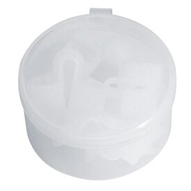 ノーズピン 改良版 筒形 4サイズセットいびき 防止 鼻呼吸を助ける【ゆうパケットのみ送料無料】いびき対策 グッズ外れにくいノーズロック付き鼻呼吸サポート 安眠グッズ 軟らかいシリコン製※代引き・ニッセン後払いできません