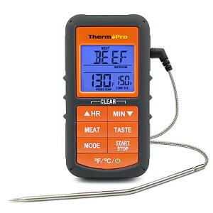 デジタル湿度計 TP-06S ThermoPro TP06S【送料無料】デジタルキッチン調理温度計【訳あり 箱壊れ】マグネット付き 収納型卓上スタンド※電池別売り※配送先、沖縄・九州・北海道・離島のご注