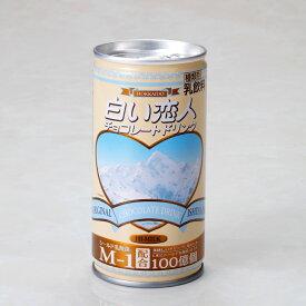 チョコレートドリンク 190g×30本1箱 【北海道土産】【新発売】石屋製菓 白い恋人