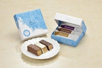 Beautiful winter (mifuyu) feuille ★ 3 pieces set