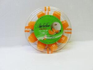 シャーベリアス夕張メロンミニ(18個入り)×2パック