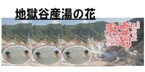 北海道登別温泉地獄谷産 湯の花20パック入り3箱 【送料無料】