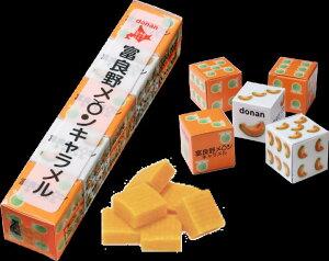 送料無料 富良野メロン サイコロキャラメル donan 北海道限定 5本入り