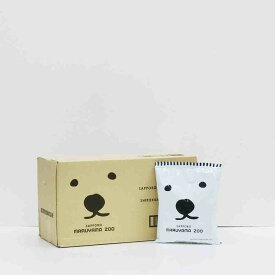 ★札幌円山動物園 白クマ塩ラーメン ★塩味10個入り1箱×4箱★