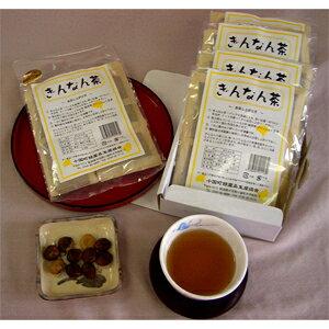 【送料無料!】小国町特産 ぎんなん茶 5袋入り春は新緑、秋は黄色と四季を通して素敵ないちょう畑から