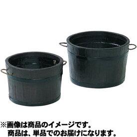 【送料無料!】大和プラスチック モルトプランター 58型 ダークブラウンウイスキー樽をFRPで再現。腐食の心配がありません
