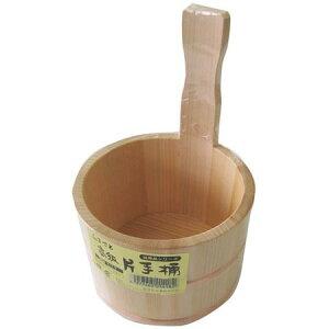 【送料無料!】星野工業 さわら 片手桶 お風呂に木の香り。森林浴みたいに落ち着く、木製のお風呂グッズ
