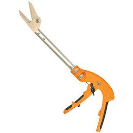 【送料無料!】ニシガキ ピストル芽切420 N-167高効率・低疲労で作業性UP、ピストル形状グリップの剪定鋏。