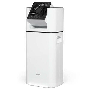 【送料無料!】アイリスオーヤマ サーキュレーター衣類乾燥除湿機 IJD-I50強力乾燥風+除湿で、スピード部屋干し73分!