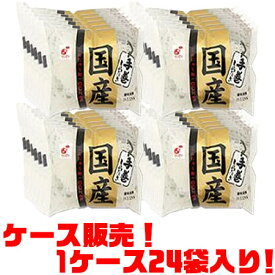 【送料無料!】関越物産 国産手巻きしらたき ×24入り国産こんにゃく粉を使い、手で巻いたしらたきです