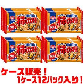 【送料無料!】亀田製菓 亀田の柿の種 6袋詰 190g ×12入り柿の種とピーナッツの絶妙なバランス。