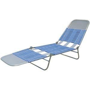 【送料無料!】BUNDOK サマーベッド NT-20WBビーチやプール・テラスで快適なアウトドアライフが楽しめる!