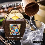 一升壷泡盛古酒43度【ギフト】