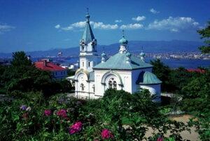 1000ピース 日本風景 ハリストス正教会(北海道函館市)