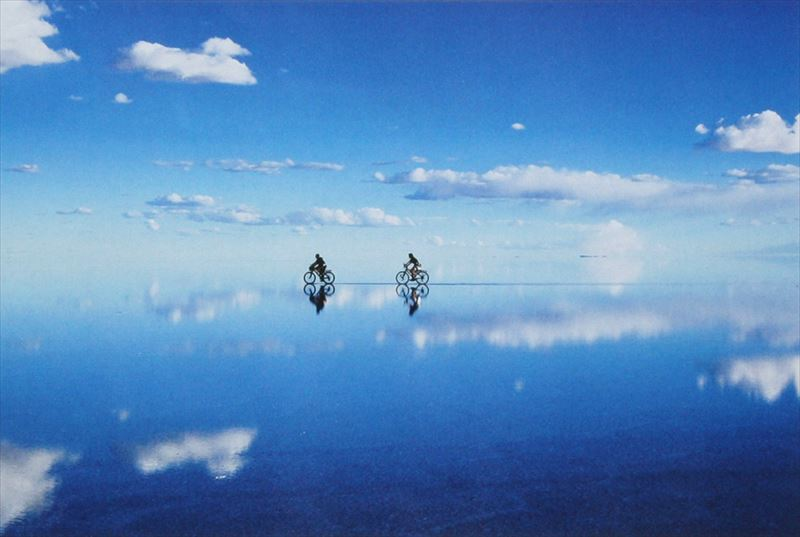 300ピースジグソーパズル 奇跡の湖 ウユニ塩湖-ボリビア
