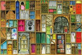 1000ピースジグソーパズル クローズ ザ ドア(コリン・トンプソン) 《廃番商品》