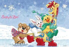 【引上品】300ピースジグソーパズル スージー・ズー Twinkle Winter 《廃番商品》