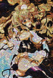 1000ピースジグソーパズル 劇場版マクロスF モザイクアート 虚空歌姫 REMIXver. 《廃番商品》