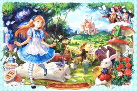 1000ピースジグソーパズル 不思議の国のアリス物語